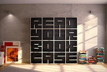 Bookshelves, Bookends & Bookmarks / by Mari Bester
