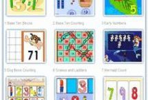 Online Educational Games / by Julie Seidel