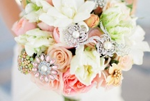 Brilliant Wedding Bouquets! / If you think it's beautiful, brilliant, unique, something you love, and the perfect wedding bouquet, we want it pinned here! / by The Floral Fixx
