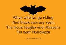 Halloween / Oh, Hallows Eve! How I love you so! / by Caddy D