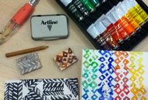 DIY / My little collection of projects. Creativity outlet.  / by Caddy D