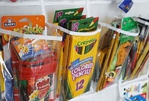 Organize My Life / Simplify your life and organize your life with these clever ideas! / by BudgetDiet