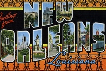 New Orleans..My Favorite place to visit / Classic images of the Crescent City!! A favorite place of mine and I love the cajun food, the music and the Southern hospitality. / by Rinnie Hunt Henry