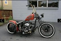 Bikes and Trikes, Motor and Pedal / by Steve Spinks