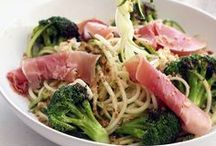 Oodles of Noodles / Weapon of choice: fork, chopsticks or your bare hands. Eat wisely, and eat often. / by Cuisinart