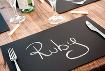 Set the Table / All table tops are not created equal. Add a little flare to yours with these inspired ideas! / by Cuisinart