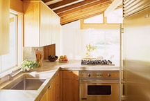 Envision Your Kitchen / One of the most important rooms in the house deserves bright ideas, whether for remodeling or for simply admiring. / by Cuisinart