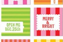 Free Printable Gift Tags / Find a free printable gift tag for just about every occasion!  They're festive, they're frugal and they're FREE! / by BudgetDiet