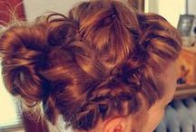 Unrealistic Hair Expectations / by Annie Harman