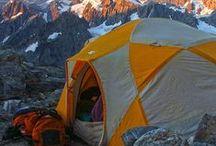 Camping / by Jesse Csincsak
