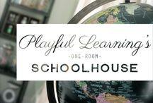 Gotta Homeschool / Classroom organization and classical conversations inspiration / by Nina Elliot