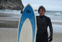 Surfing / by Jesse Csincsak
