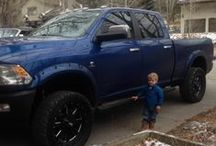 Trucks I would roll / Trucks I wouldnt mind owning !! / by Jesse Csincsak