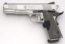 Pistols / Semi / Auto / Pistols, Semi Auto, Firearms, Guns, 2nd Amendment / by Jesse Csincsak