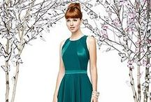 Lela Rose Spring 2014 Collection / Find the perfect dresses for your bridal party with Lela Rose. / by Dessy Group