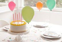 Birthdays / by Shelbi Rampy