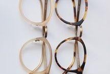 Closet - Eyewear / by allison wheeler / wanderlings