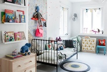 Kids | Spaces / Interior and exterior design of children's bedrooms and play spaces. / by Nicole Dawn