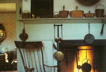 American Interiors / A Collection of Early Interiors that I Love . . . / by Lynne Kossarek