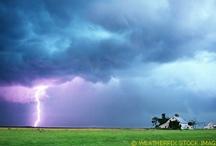Storms, Rainbows, Clouds, Sky / by Carol Peng