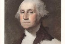 Geo. Washington / Father of our Country / by Lynne Kossarek