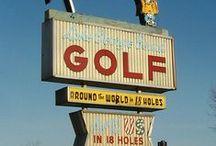Golf / by Tracy Widder