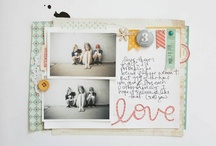 Scrapbooking / by Our Vintage Love