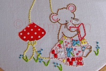 lovely sewing & needleworks / by MsBittyKnacks