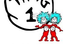 Dr Seuss Birthday / by Vicky Taylor