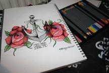 Tattoos / by Taylor Santos