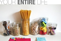 A Place for Everything / Organisation for life and home / by Lou Lou King
