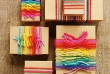 The Gift of Giving / Cute gift wrapping ideas and gift basket themes / by Lou Lou King