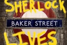 Sherlock / by Lou Lou King