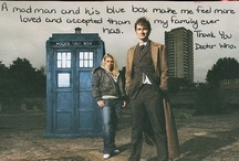 Doctor Who / by Lou Lou King