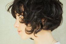 hair / by Nicole Warzel