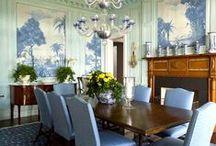Dining Rooms / by Lauren Santo Domingo