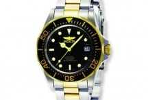 Invicta Watches / by Andrews Jewelers