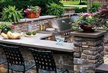 Outdoor Spaces / by How to Nest for Less