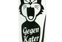 Gegen Kater / by design3000 .de