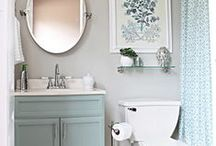Bathrooms / by How to Nest for Less
