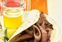 Mexican Foods / Easy & fun recipes for when your #mexicanfood craving hits / by Becky Fry