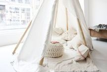 tipi party / by June