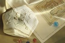 Needlework-Hardanger and other whitework embroidery / Examples of hardanger embroidery and any other whitework embroideries, such as drawn and pulled thread, reticella, etc. / by Cindy Brown