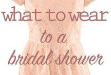 Bridal Shower Ideas / by Danielle Smith