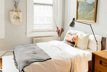 Master Bedroom Inspiration / by Charlyn