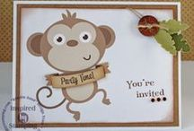 IBS - Baby/Kids Cards / by Inspired by Stamping