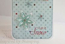 IBS - Christmas Cards / by Inspired by Stamping