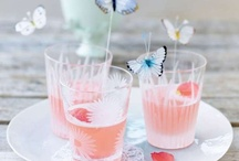 Dinner Party Drinks & Ices / by Tina Baxter (Cake Bar Limited)