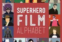 super hero unit / by Ann Wichterman
