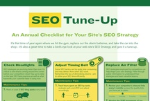 SEO infographics / by Matt Woods